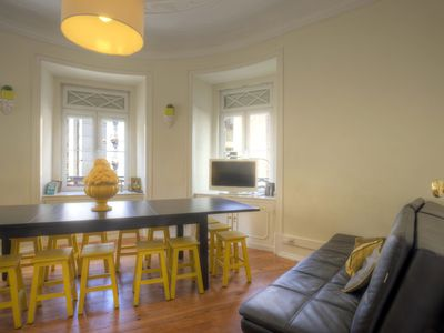 Photo for Angola apartment in Graça with WiFi & lift.