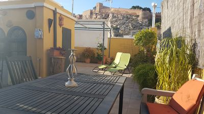 Photo for Charming house in the historic center of Almeria