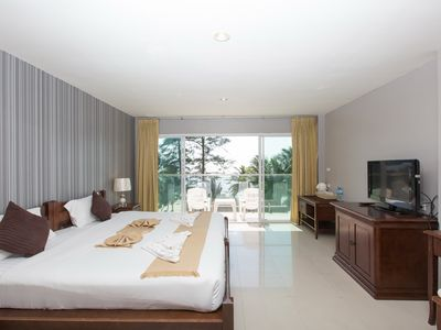 Photo for Deluxe Double Room with Sea View