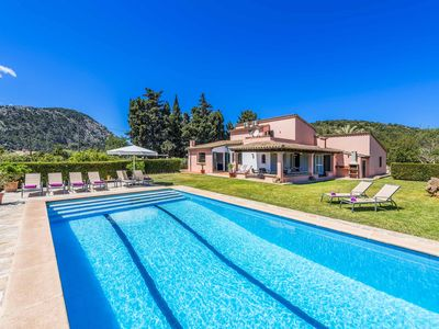 Photo for Can Patricia - Four Bedroom Villa, Sleeps 9