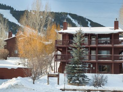Photo for 1 Bedroom, 1 Bathroom Condo in Jackson Hole, WY at the base of Snow King Resort