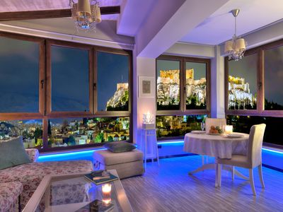 Photo for The 1 and only Acropolis penthouse!