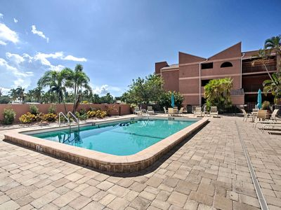 Photo for Resort-Style Condo w/Pool- 19 Miles to Fort Myers!