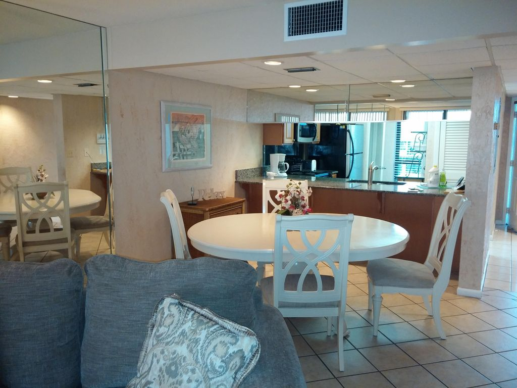 Edgewater Resort In Panama City Beach First Floor Tower