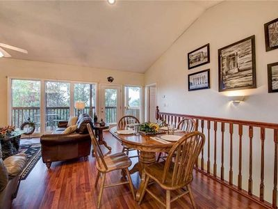 Photo for Twin View 2 Bedroom Mountain View Home with Hot Tub