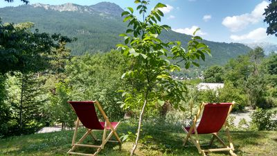 Photo for Nice independent chalet for 4 people