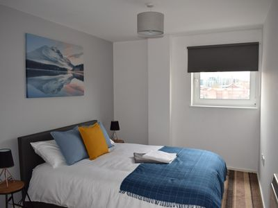 Photo for Luxury Apartment Sheffield City Parking Available