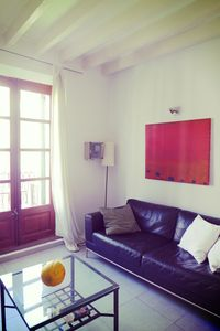 Photo for The Orange Tree Apartment Is A Fully Renovated 2-Bedroom Apartment In Palma's Ol