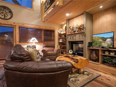 Photo for Stand Out Summer Rental - Luxury Steamboat Townhome, Private Hot Tub and Deck.