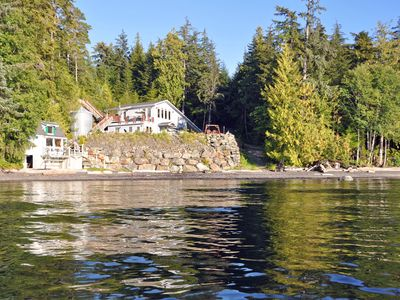 Photo for Hidden Cove Beach House- Ketchikan's Premiere Vacation Rental!