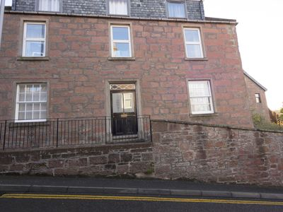 Photo for The Gallery Flat is situated in Kirriemuir town centre