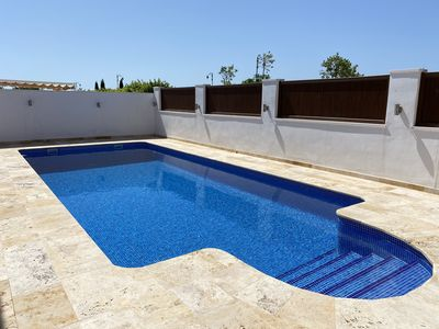 Photo for Immaculate and Large Detached Villa with Stunning Private Pool and Terrace