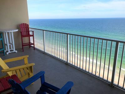 April 21-25 Available! Direct Ocean View.