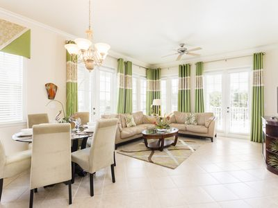 Photo for Luxury 3 Bedroom Condo at Reunion