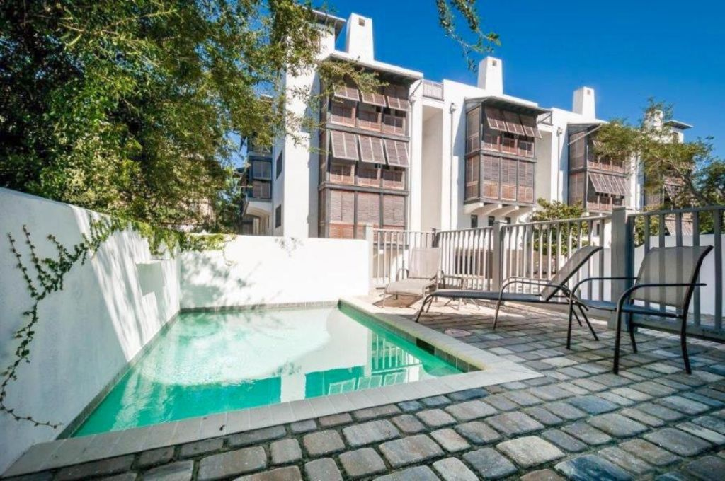 Cottage On The Green Sweet Rosemary Beach Cottage Private Pool Sleep 454486