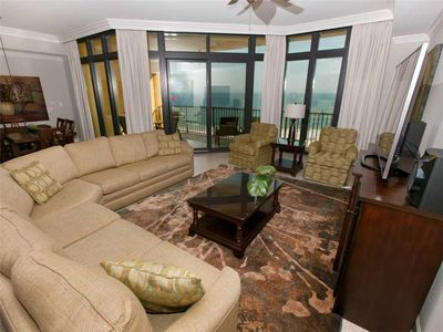Photo for HOT DEALS! | Luxury Gulf Front | Lazy River | Liquid Life