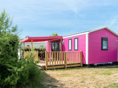 Photo for Camping L'Océan ***** - Mobilhome for 5 People