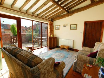 Photo for Vacation home Old Mangers in Fakenham - 3 persons, 2 bedrooms