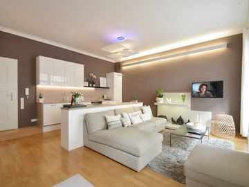 Brand new Asante - Exclusive Designer Apt in the center of Munich