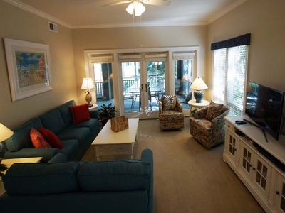 Photo for Beautiful oceanside villa complex that is just a short walk to the beach!