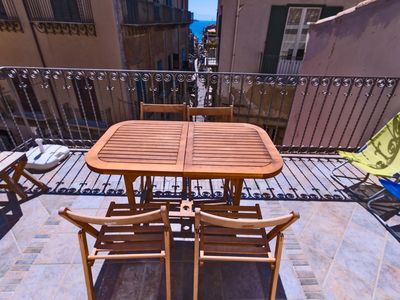 Photo for Terrazza Spinola - Terrace on the heart of Cefalù