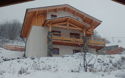 Photo for Winter / summer rental - Chalet 16 people comfort