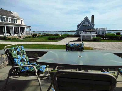 Photo for Steps to Private Beach on Nantucket Sound!