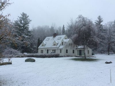 Photo for Beautiful country home located near Stowe Village and  10 minutes from