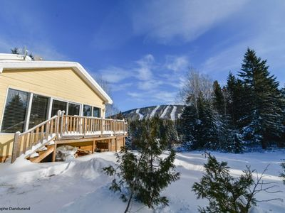 Photo for Le Vanilee Chalet 4 people foot of ski mountain