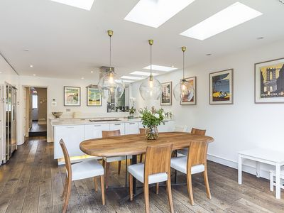 Photo for Sublime home with the perfect garden in Hampstead - 5min walk to tube (Veeve)