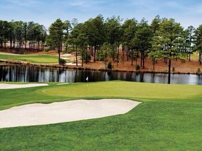 Photo for Forest Creek Golf Course Four Bedroom House On The 16th Hole.