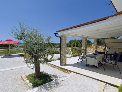 Photo for Holiday house Peroj for 1 - 6 persons with 2 bedrooms - Detached holiday house