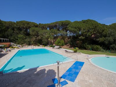Photo for Apartment in Capo D'arco with Parking, Internet, Washing machine, Pool (499145)