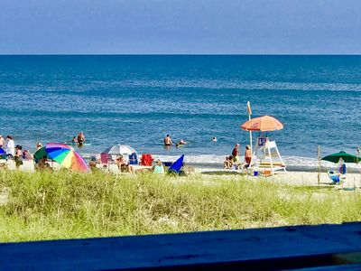 ❤️ RED HOT & GORGEOUS! Overlooks Ocean & Pool! SEE THE OCEAN FROM OUR CONDO!!!