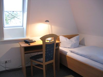 Photo for Single Room - Guesthouse Wehrmann
