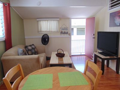 Photo for Elegant  1 Bedroom Bungalow for 4