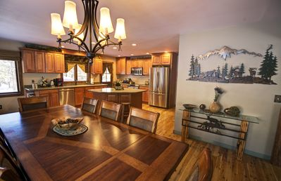 Photo for NEW LISTING**Estes Park Mountain Forest Home WITH HOT TUB
