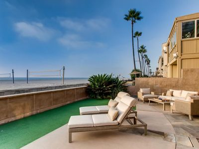 Oceanfront with an Expansive Private Ground Floor Patio