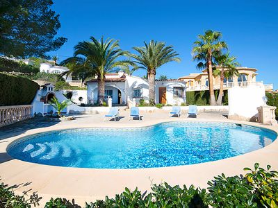 Photo for Vacation home Casa Lina  in Calpe/ Calp, Costa Blanca - 6 persons, 3 bedrooms