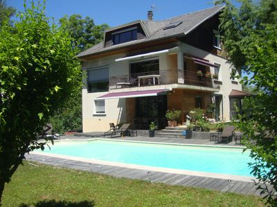 Photo for House with swimming pool by the river