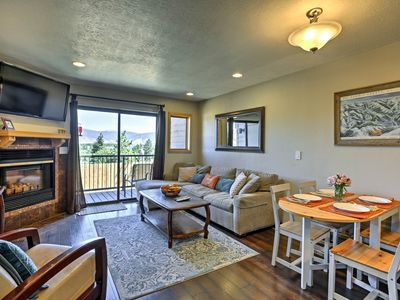 Photo for 3BR Townhome Vacation Rental in Frisco, Colorado