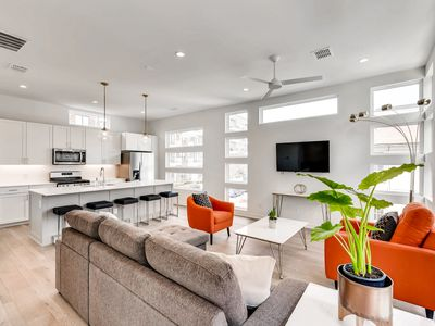 Photo for Swanky Modern and Bright home in Prime Location