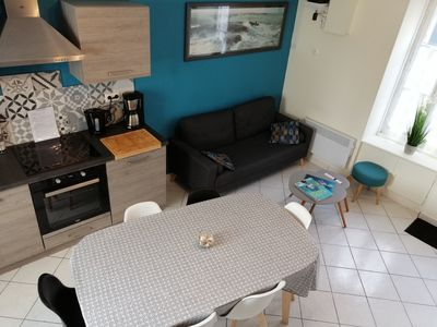 Photo for House 6p La Chaume rue du Moulin Les Sables D'olonne near port, sea and beaches