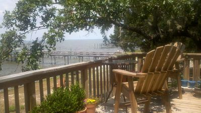 Photo for BAYFRONT WOODS & PIER FOR NATURE LOVERS