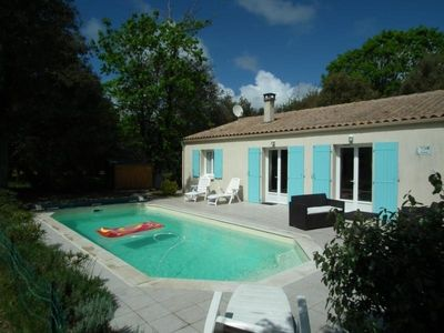 Photo for Villa Saint-Pierre-d'Oléron, 3 bedrooms, 6 persons