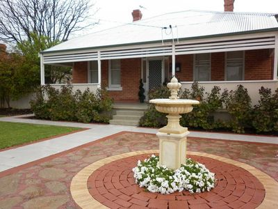 Photo for HERITAGE HOUSE Merredin. Much Effort & Expense has gone into this beautifu.