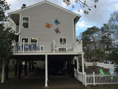 Photo for Sleeps 10 - 4 bathrooms - only blocks from the Oceanfront and convention center