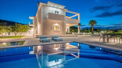 Photo for Villa for 12 people in Ionian Islands