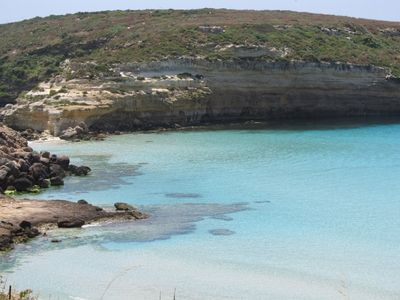 Photo for 2BR Apartment Vacation Rental in Lampedusa