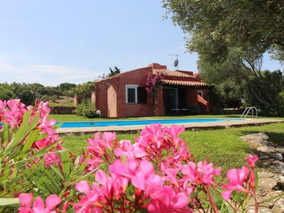 Photo for Villa with swimming pool in the Gallura
